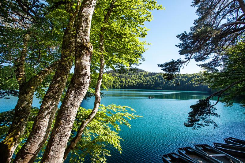 GR30 tour des lacs d'Auvergne