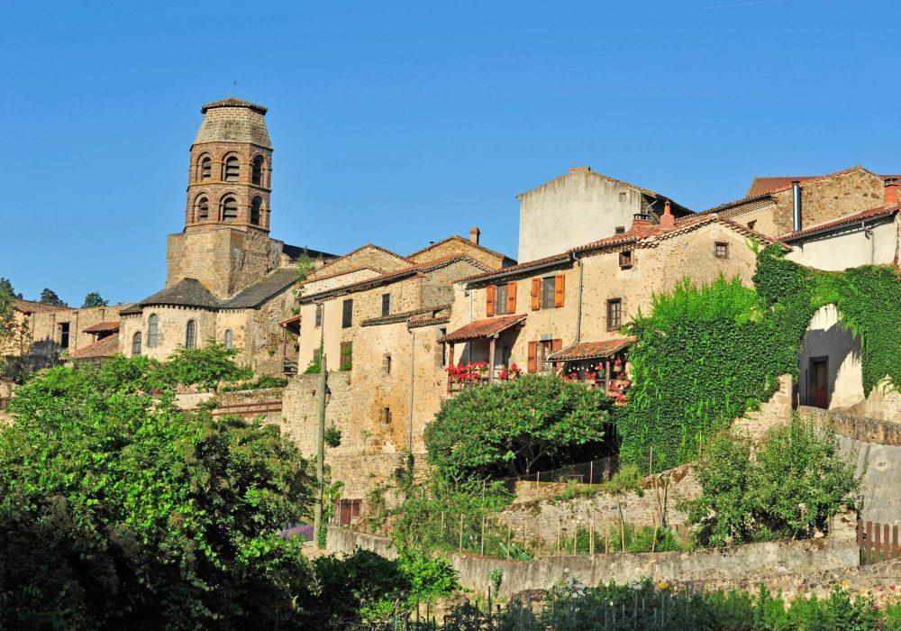 plus beaux villages auvergnats
